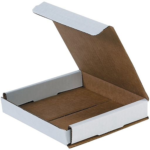 "6"" x 5"" x 1"" Corrugated Mailers, 50/Bundle (M651)"
