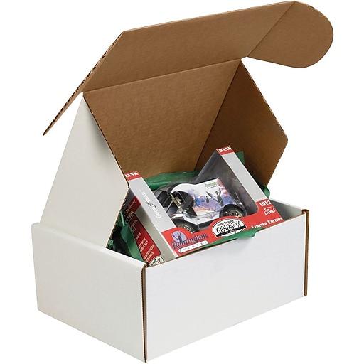 "4""x 9"" x 6.5"" x Deluxe Literature Mailers, 50/Bundle (MFL964R)"