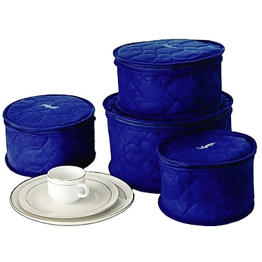 W.J. Hagerty 4 Piece Plate Saver Set