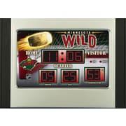 Team Sports America NHL Scoreboard Desk Clocks; Winnipeg Jets