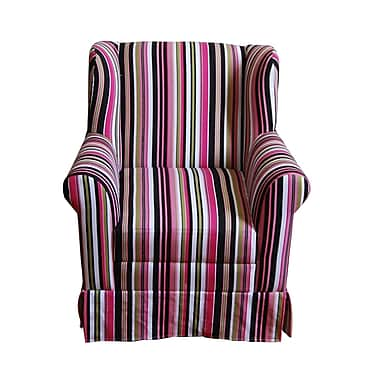 4D Concepts Grils Wing back Chair