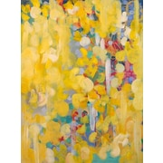 GreenBox Art 'Princess Buttercup' by Stephanie Corfee Painting Print on Wrapped Canvas