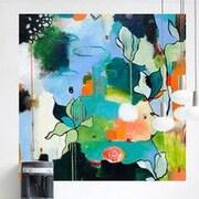 GreenBox Art Bliss Like This Wall Mural