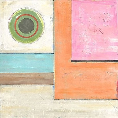 GreenBox Art 'Metro Combination' by Roger Groth Painting Print on Canvas