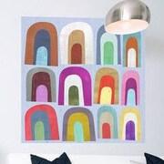 GreenBox Art Mini Arches Wall Mural