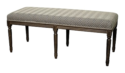 New Pacific Direct Madeline Upholstered Bench
