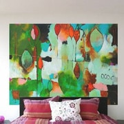 GreenBox Art Chrysalis Wall Mural