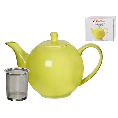 Maxwell & Williams Infusions Teapot, Lime