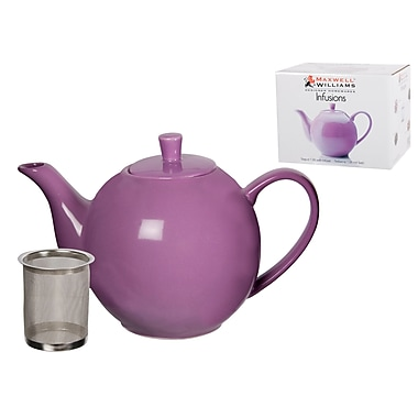Maxwell & Williams Infusions Teapot, Lilac