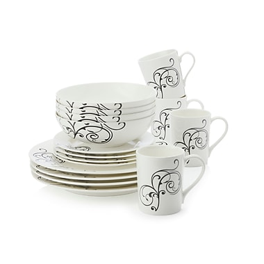Maxwell & Williams Whisper 16-Piece Dinner Set
