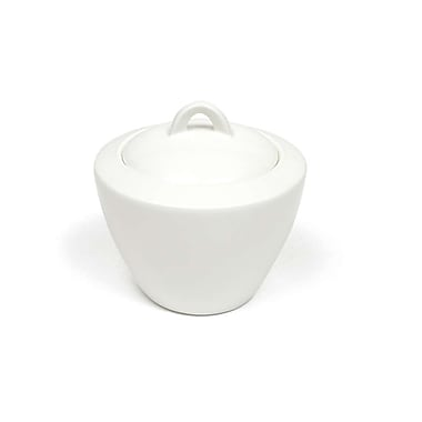 Maxwell & Williams East Meets West Covered Sugar Bowl, 6/Pack