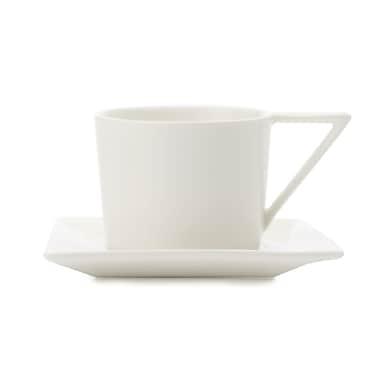 Maxwell & Williams ZiiZ Demi Tasse Cup & Saucer, 12/Pack