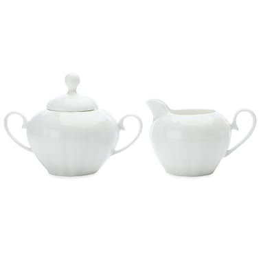 Maxwell & Williams Charming Cream & Sugar Set, 2/Pack