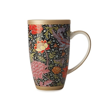 Maxwell & Williams William Morris Cray Coupe Mug, 6/Pack