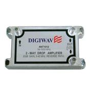 """Digiwave HDTV Amplifier, 7.1"""" x 3.9"""" x 2"""", Silver"""