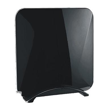 Digiwave – Antenne intérieure numérique, 9 x 3 x 1,8 (po), noir