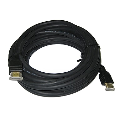 Electronic Master 25' Male to Male HDMI Cable, 1.6