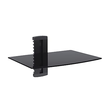 TygerClaw Single Layer Shelf for Media Player, 8.7