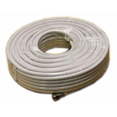 Digiwave 100' RG6 Coaxial Cable, 2