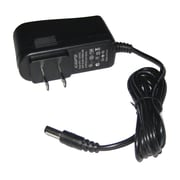 "SeqCam Power Adapter with DC12V & 1000mA, 1.8"" x 2.3"" x 3"", Black"