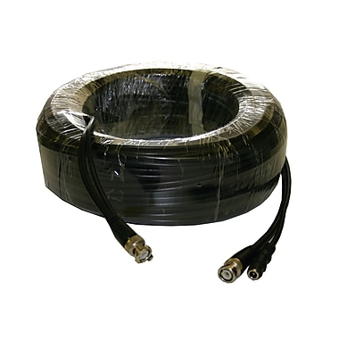 SeqCam 200' RG59 CCTV Cable, 3.2