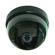 """SeqCam SEQ5101 Plastic Dome Colour Security Camera, 5"""" x 5"""" x 4"""", Black"""