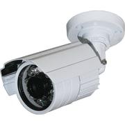 "SeqCam SEQ5201 Weatherproof IR Colour Security Camera, 5"" x 7"" x 4"", White"