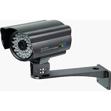 SeqCam – Caméra de sécurité couleur IR étanche, 7 po x 8 po x 4 po, violet métallique