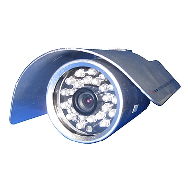 SeqCam SEQ5204 Weatherproof IR Colour Security Camera, 9