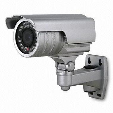 SeqCam – Caméra de sécurité couleur IR étanche SEQ5205, 9 po x 10 po x 6 po, argent