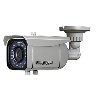 SeqCam – Caméra de sécurité couleur IR étanche, 7 po x 11 po x 5 po, argent