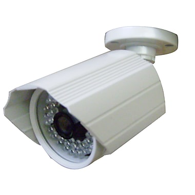 SeqCam SEQ6201 Weatherproof IR Colour Security Camera, 5