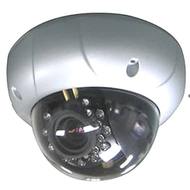 SeqCam Vandalproof IR Dome Colour Security Camera, 6