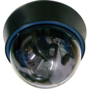 "SeqCam Dome Colour Security Camera, 6"" x 6"" x 4"", Black"
