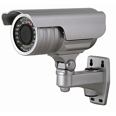 SeqCam Weatherproof IR Colour Security Camera, 10