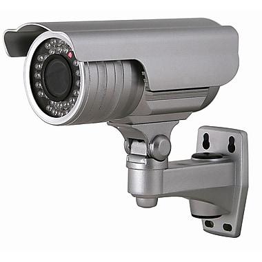 SeqCam – Caméra de sécurité couleur IR étanche, 10 po x 11 po x 8 po, argent
