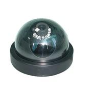 """SeqCam SEQCM303CHD IR Dome Colour Security Camera, 5"""" x 5"""" x 4"""", Black"""