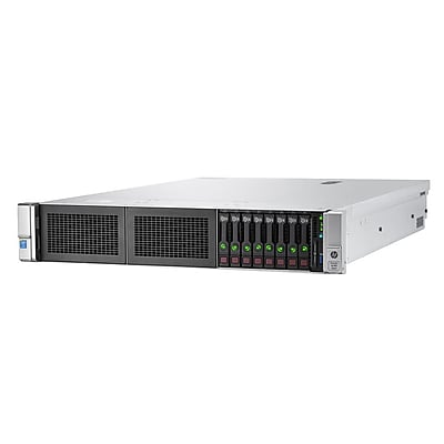 HP® Smart Buy ProLiant DL380 Gen9 SFF 2U Rack Server, Intel Xeon E5-2670v3 Dodeca-Core 2.30 GHz