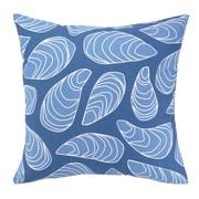 Kate Nelligan Mussels Indoor / Outdoor Throw Pillow