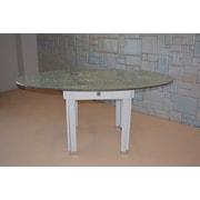 Wicked Wicker Wonderland Dining Table; Snow White