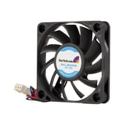 StarTech  Replacement Ball Bearing Computer Case Fan With TX3 Connector, 60 x 10 mm