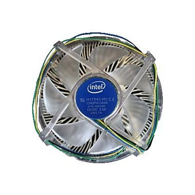 Intel® Copper Thermal Solution Cooling Fan/Heat-Sink