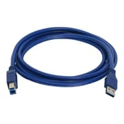 IOGEAR USB 3.0 Type A to B Cable 6.56-feet Data Transfer Cable