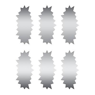 Eureka® Star Bursts Scratch Off Stickers, 180 Per Pack, 5 Packs (EU-627001)