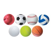 """Hygloss 6"""" Classroom Accents, Sports, 5/Pack"""