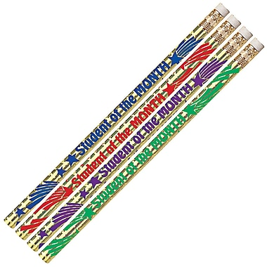Musgrave Pencil Company Pencil, Student Of The Month, 96/Pack (MUS2284D)