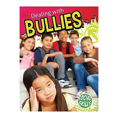 Teacher Created Resources Dealing With Bullies, 3/Set