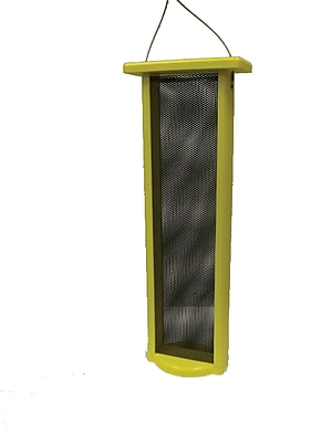 Birds Choice Magnet Mesh Recycled Nyjer/Thistle Feeder; 21'' H x 8'' W x 3'' D