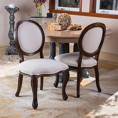 Home Loft Concepts Woodridge Side Chair (Set of 2)