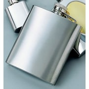 Creative Gifts International 8 Oz. Stainless Steel Flask